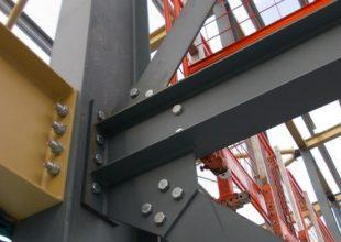 Thumbnail for the post titled: Ligações soldadas ou parafusadas em estruturas de aço, como decidir?